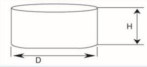 ТSP поликристаллического