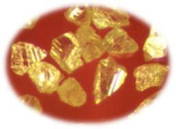 Алмаз дробления материала